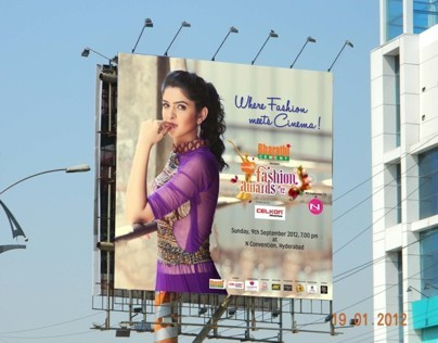 Bill Board Design