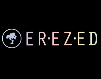 EREZED - Music band Logo and T-shirt image
