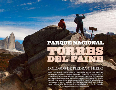 P.N.Paine.Chile - Viajar Magazine