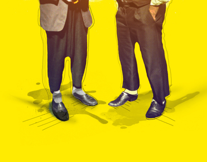 Menan Cinleri - Theatre Poster
