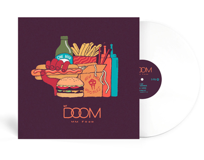 MM Food - MF Doom Album cover