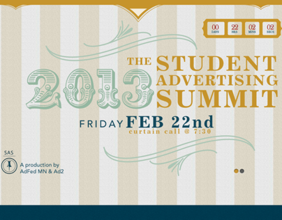 Student Advertising Summit 2013