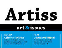 The Artiss – cultural newspaper