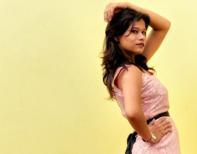 Pre Puja Fashion - Diedre -