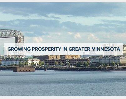 Greater Minnesota Partnership website