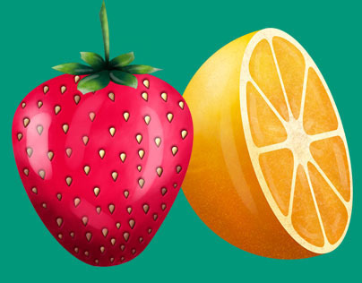 Fruits Splash