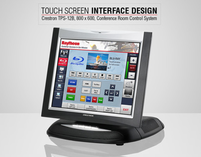 Touch Screen Interface Design - Raytheon