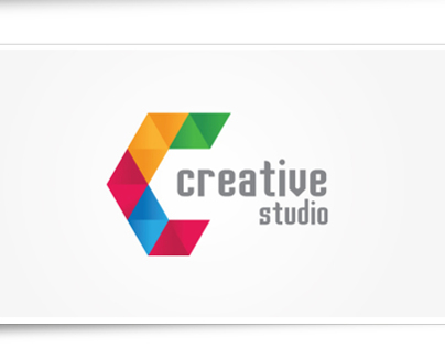 Creative Studio | Colorful Logo