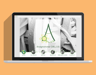 Anagramma Onlus Website