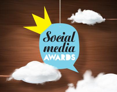 Social Media Awards. Opening Titles