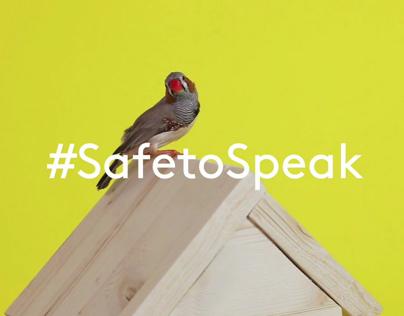 #SafetoSpeak - World Press Freedom Day 2013
