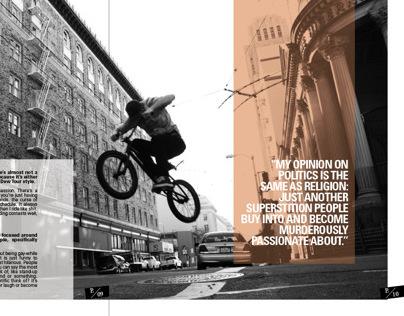 Ride BMX Magazine