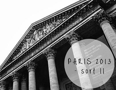 Paris 2013 - sort II