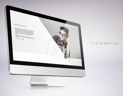 OPTICIAN - Webdesign