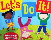 Lets Do It! Write and Wipe Activity Book