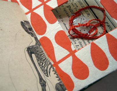 Book Art + Collage