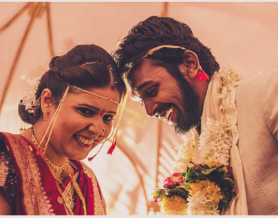 'Apurva & Anand' - The Wedding Ceremony