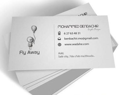 Card Fly Away