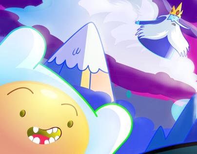 Adventure Time Art |(• ◡•)| (❍ᴥ❍ʋ)