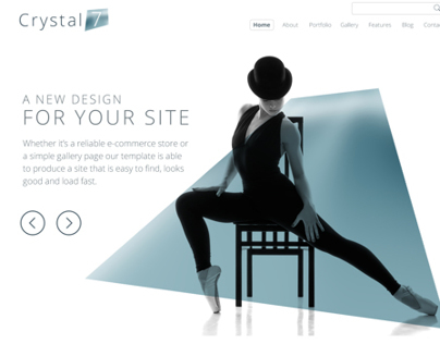 Crystal7 Website