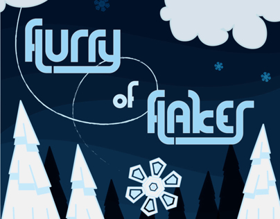 Flurry of Flakes: 24 Days of Snow