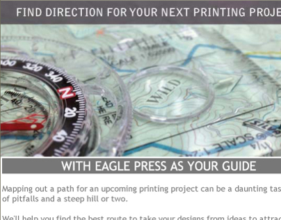 Eagle Press Zen Email Marketing Program