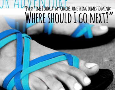 Chaco: Fit for Adventure