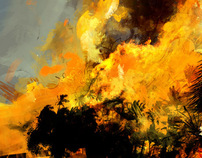 Palm Tree Inferno (2008)
