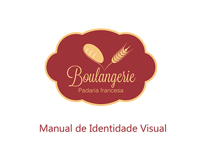 Manual de Identidade Visual - Boulangerie