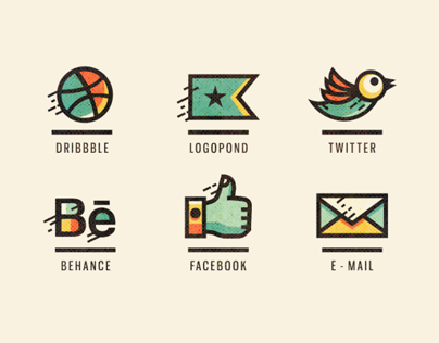 Adline icons (retouched)
