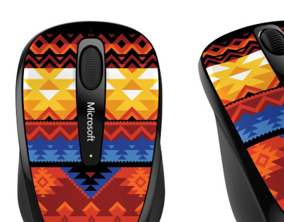 Wireless Mobile Mouse 3500 Studio Series Artist Edition