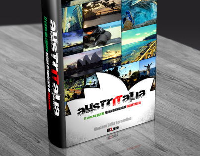 Austritalia ebook // cover