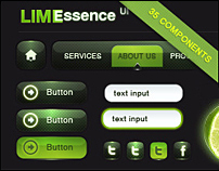 Lime Essence UI