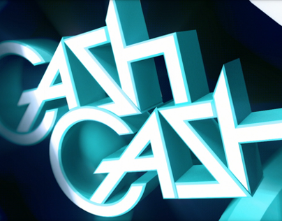Cash Cash Tour Visuals