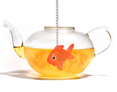 Fish Tea Infuser