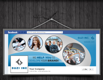 Business Group Fb Timeline Covers Pack v1