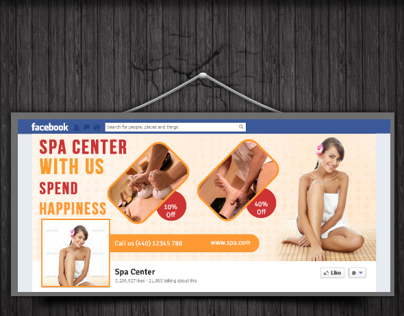 Spa Center Fb Timeline Covers Pack v2