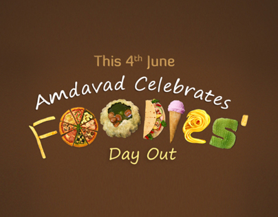 Amdavad Celebrates Foodies Day Out