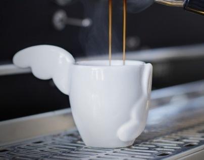 Flightgeist: a 3D printed espresso cup