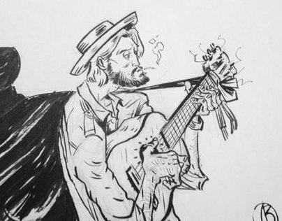 Blues / Folk / Rock / Funk