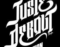 JUSTE DEBOUT 10th EDITION TEE