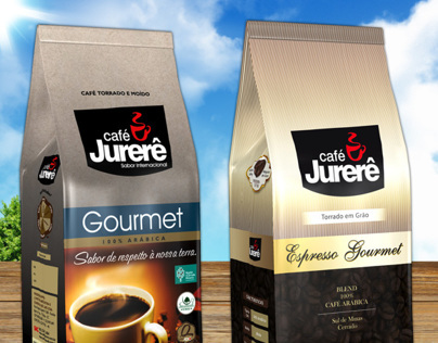 Packaging - Café Jurerê