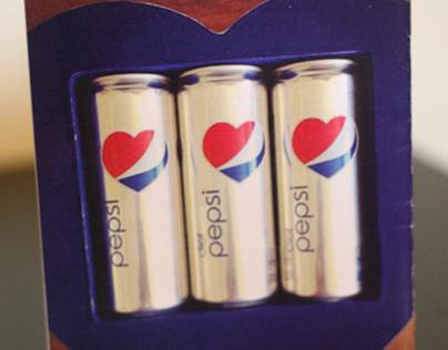 Diet Pepsi Book
