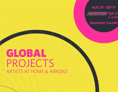 Global Projects invitation