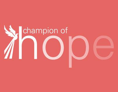 Champion of Hope 2014
