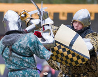Abbey Medieval Festival coverage