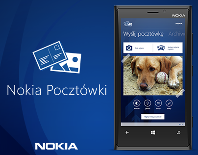 Nokia Postcards