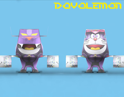 """Dovolemon"" Mix Character series"