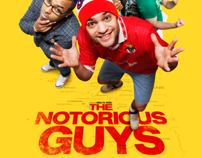 THE NOTORIOUS GUYS, my first feature film