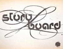 Storyboard - The RARE Skateboard video